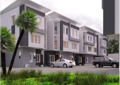 Buy real estate and properties in Nigeria